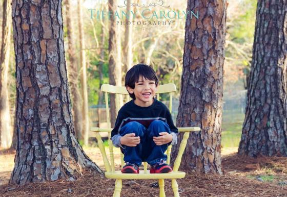 Jacksonville Child Photography